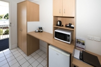 10 Deluxe Kitchenette